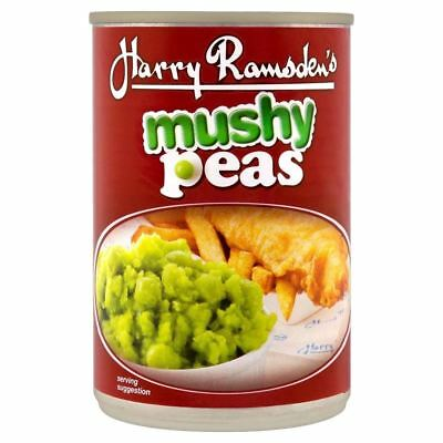 Harry Ramsden's Mushy Peas (300g)