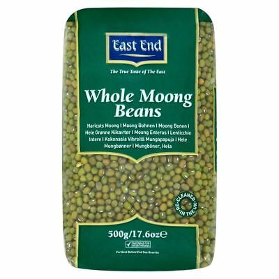 East End Whole Moong Beans (500g)