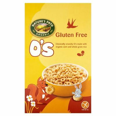 Nature's Path Gluten Free Organic Whole O's (325g)