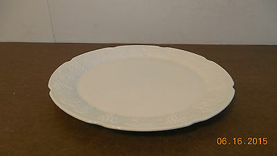 """Indiana Colony Harvest Grapes 14"""" Chop Plate/platter"""