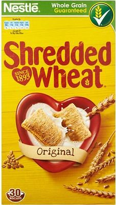 Nestle Shredded Wheat (30 per pack - 675g)