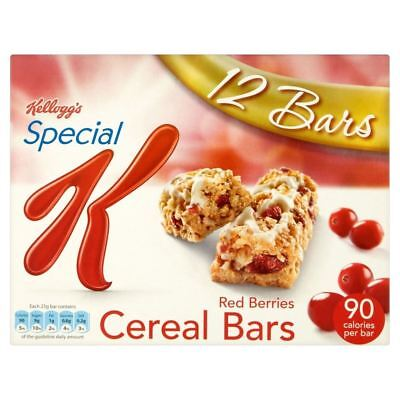 Kellogg's Special K Bars Red Berry (12x23g)