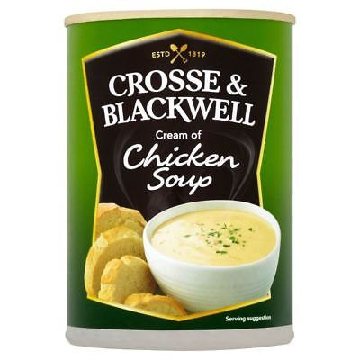 Crosse & Blackwell Cream of Chicken Soup (400g)