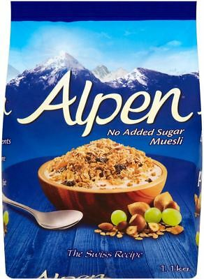 Alpen Muesli No Added Sugar (1.3Kg)