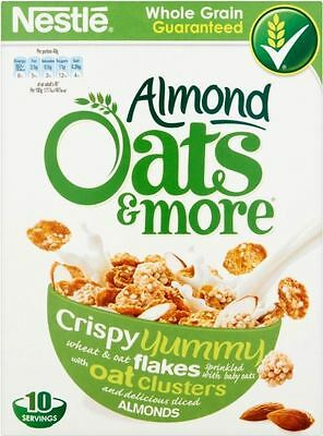 Nestle Oats & More Almond (425g)