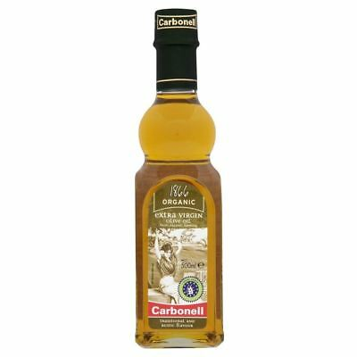 Carbonell Organic Extra Virgin Olive Oil (500ml)