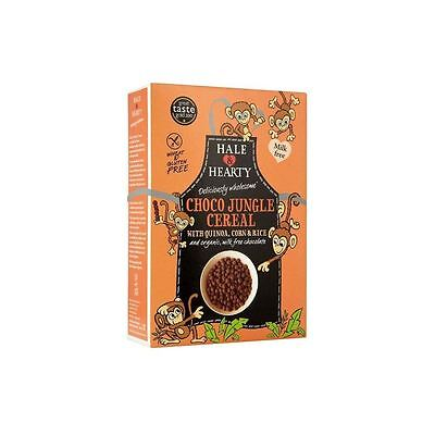 Hale & Hearty Gluten Free Organic Choco Jungle Pops Cereal (275g) • AUD 10.49