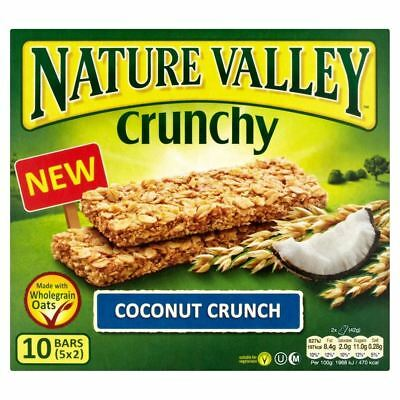 Nature Valley Crunchy Granola Bars - Coconut (5x42g)