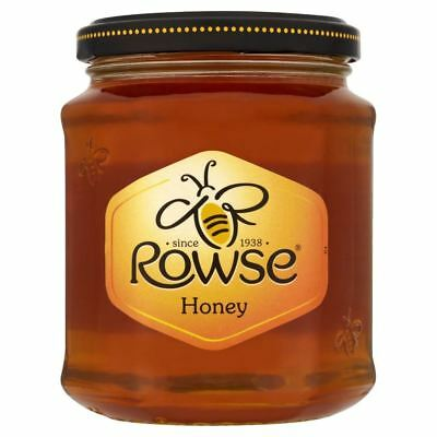 Rowse Pure & Natural Honey (340g)