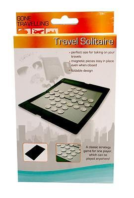 Boyz Toys RY777 Travel Game Solitaire Train Plain Bus Car Childrens Magnetic New
