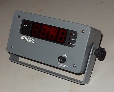 Abyss RD-10 Remote Depth Display with 25' data cable