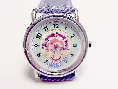 """Rare """"Howdy Doody""""   Collectable Watch (: )"""