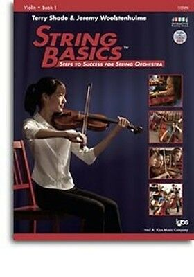 Terry Shade/Jeremy Woolstenhulme: String Basics - Steps To Success For String Or