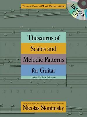 Nicolas Slonimsky: Thesaurus of Scales and Melodic Patterns (Guitar) Guitar Tab,