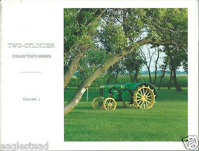 Farm Tractor Book - Two-Cylinder Collector's Series Volume 1 John Deere (F3517)