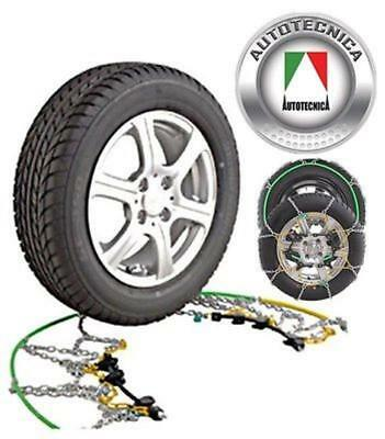"Snow Chains 4Wd 4X4 4Wd 15 16 17 18 19 20"" Wheels Autotecnica Ca460"