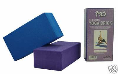 Yoga Mad Yoga Brick Flexibility Support Body And Extend