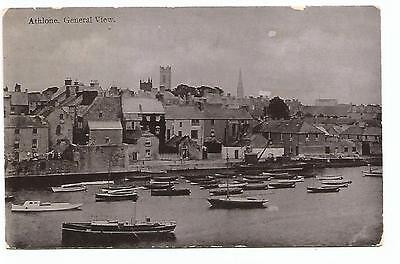 irish postcard ireland westmeath athlone