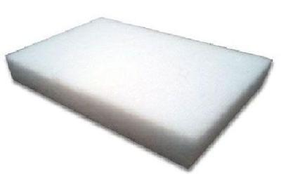 Koi Garden Pond Filter Media White Fine Fleece Floss Wool Pads - Pack of 3
