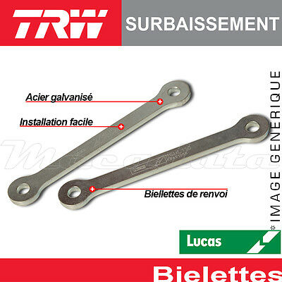 Kit de Rabaissement TRW Lucas - 25 mm Yamaha MT-09 850 (RN29) 2013-