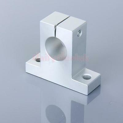 20mm Aluminium Shaft Linear Support Pillow Block New