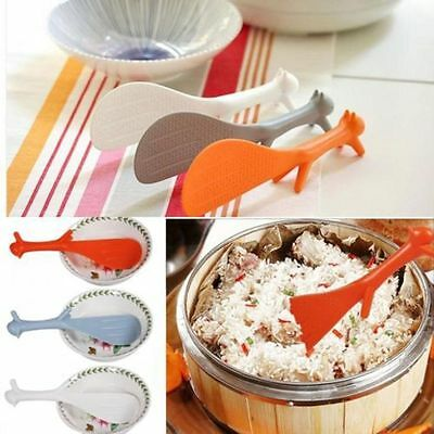Creative Rice Spoon Non-stick Scoop Rice Washing Beater Ladle Kitchen Utensil