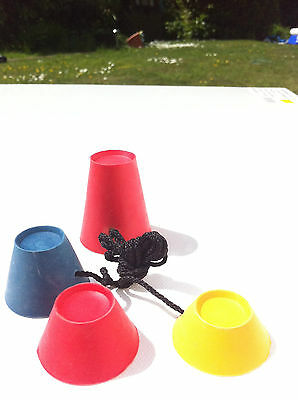 2 Sets of 4 Winter  JL Golf tees on a string. XXL DRIVER NEW