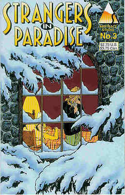 Strangers in Paradise # 3 (Terry Moore) (USA, 1995)