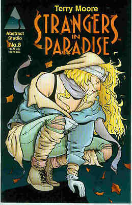 Strangers in Paradise # 8 (Terry Moore) (USA, 1995)