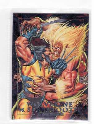 1992 Marvel Masterpiece Complete Master Set, Near-Mint Condition, 105 Cards.
