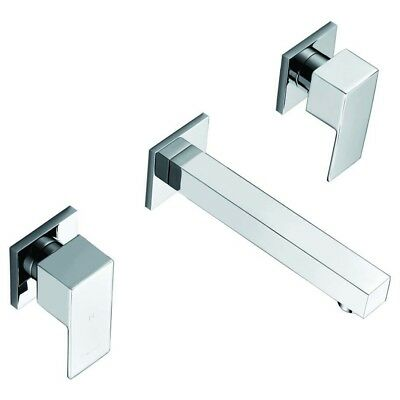 3pc Basin Tap Set Bathroom Bath Faucet WATERMARK Approved