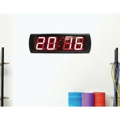 Digital Timer Interval Clock Countdown Gym Studio Fitness