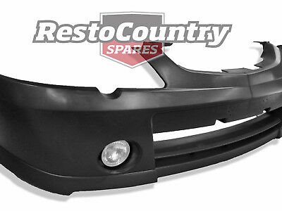 Holden VY SS front Bumper Bar & Fog Lights kit. Rippers Commodore