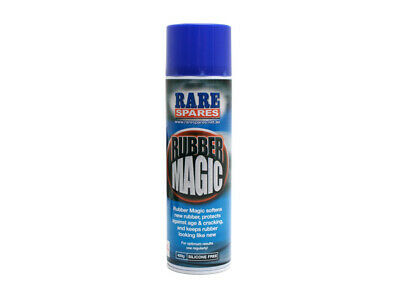 Automotive Rubber Magic Spray Seal Care +Protection Holden Ford Commodore Torana