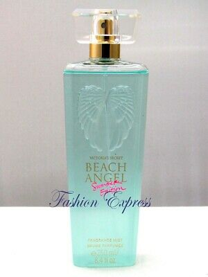 Victoria's Secret BEACH ANGEL SUMMER EDITION BODY MIST SPRAY 8.4 FL OZ
