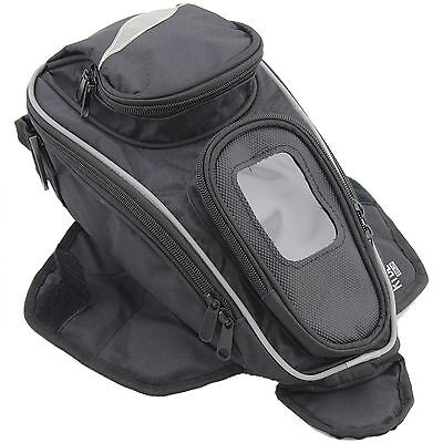Motorcycle Aero Sports Magnetic Tank Bag With Gps/phone Pouch Motorbike/bike