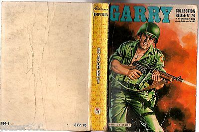 ALBUM GARRY n°74 ¤ avec n°409-410-411-412 # 1982 IMPERIA