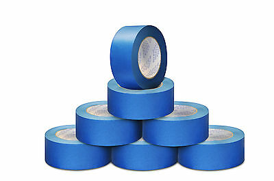 Blue Roll Fineline Automotive Detailing Clean Peel UV Resistant Masking Tape
