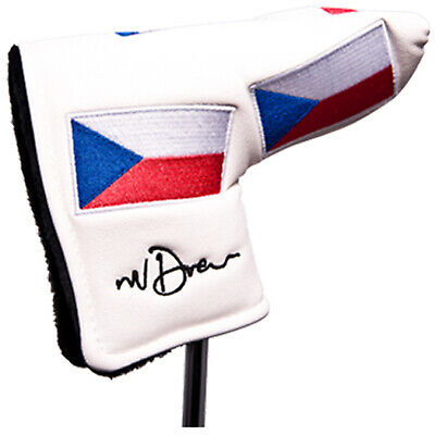 Md Golf Country Flag Putter Head Cover - New Various Countries Mens Blade Mallet