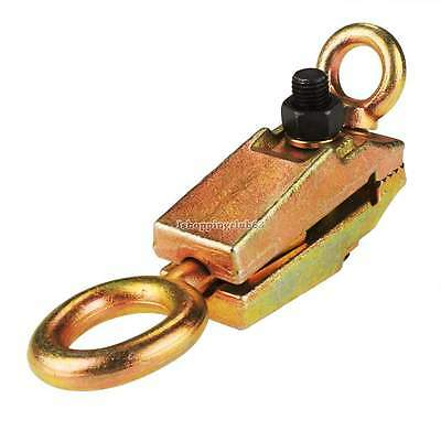 Self-tightening 5 Ton Frame / Body Repair Small Mouth Pull Clamp # Copper 2-WAY