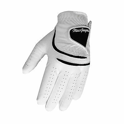 Macgregor Womens Dx All Weather Left Hand Golf Glove - New Leather Right Handed