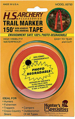 Hunter's Specialties Photodegradable Trailmarker Tape Fl Org