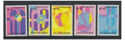 Surinam - 1980 Easter Charity set - MNH - SG 990/4