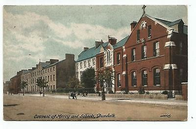 irish postcard ireland louth convent of mercy and school dundalk