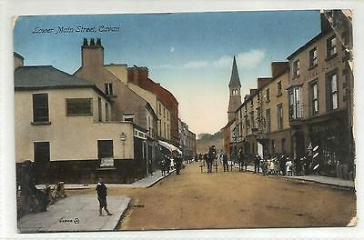 irish postcard ireland lower main street cavan