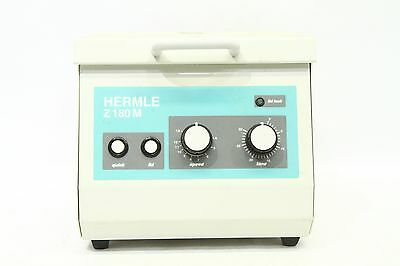 Hermle Z180 M Micro Centrifuge W/ 24 Place Rotor