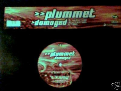 "PLUMMET Damaged 12"" ITALO ZONE"