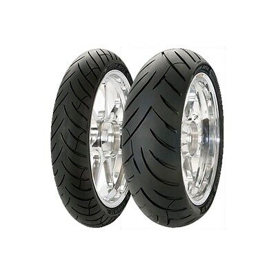 Motorcycle Tyres Avon Storm ULTRA 2 120/70/ZR17 & 190/50/ZR17 Pair Deal HYABUSA