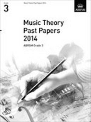 Theory of Music Exams Grade 3 (2014); ABRSM, FMW - 9781848497221