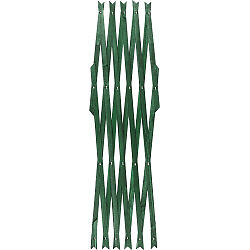 Supagarden Trellis With Metal Rivets 8mm Green 6Ft X 4Ft Ornamental Garden Produ